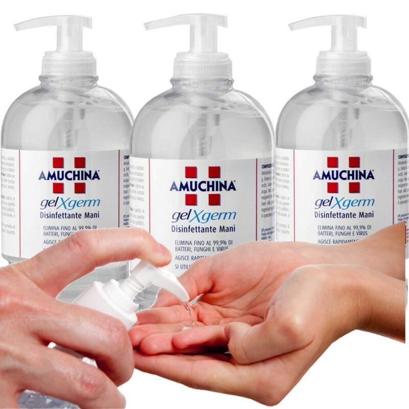 disinfettanti lavaggio mani migliori prodotti